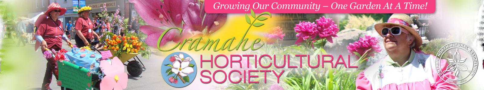 Cramahe Horticultural Society