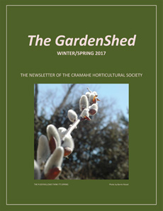 TheGardenShedNewsletter-Winter-Spring-2017